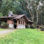Deception Pass Picnic arae, Oak Harbor, Whidbey island, park