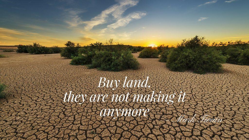 Buy Land