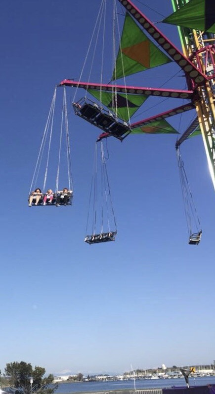 Carnival Rides, Whidbey Island, Forth of July